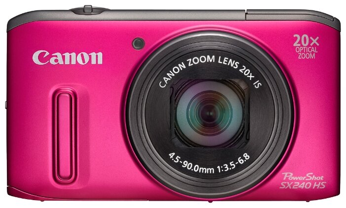 Canon Компактный фотоаппарат Canon PowerShot SX240 HS