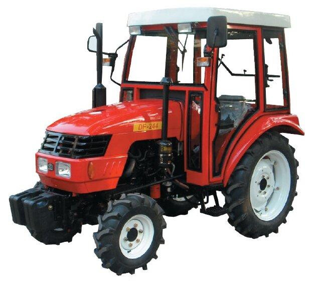Мини-трактор SunGarden DF 244