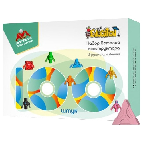 Конструктор AVToys Education 150811 Треугольник