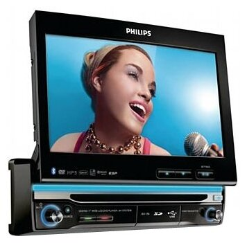 Автомагнитола Philips CED750