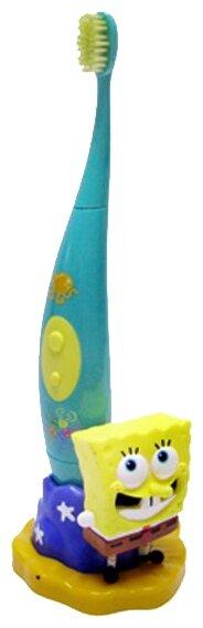 SmileGuard Spongebob Sonic toothbrush
