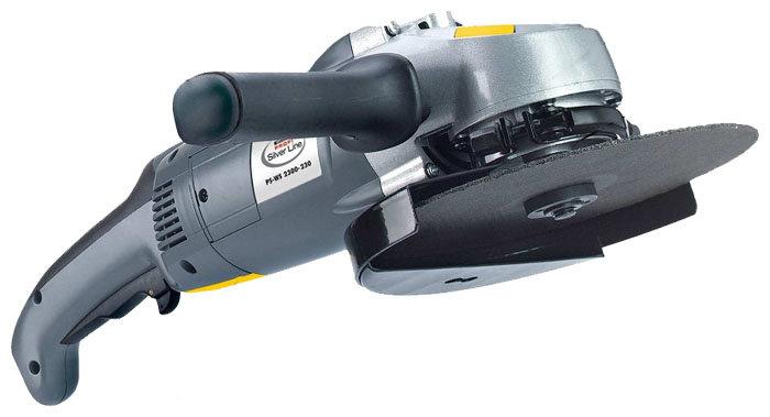 УШМ Einhell PS-WS 2300/230, 2300 Вт, 230 мм