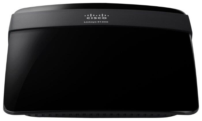 Wi-Fi роутер Cisco E1200
