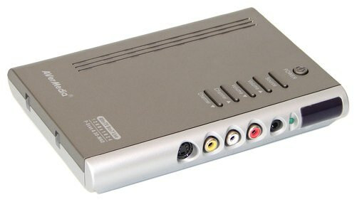 TV-тюнер AVerMedia Technologies AverTV Box7 Live