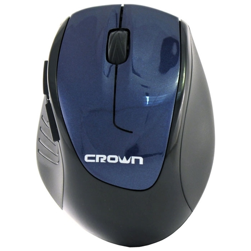 Мышь CROWN CMM-903W Blue USB