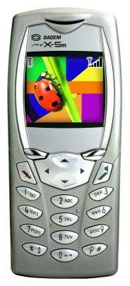 Телефон Sagem myX-5m