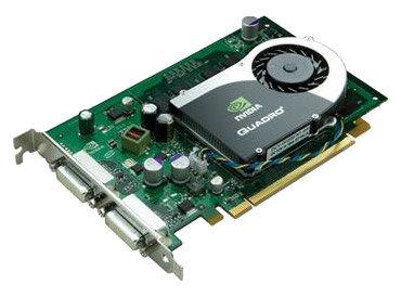PNY Quadro FX 570 400Mhz PCI-E 256Mb 800Mhz 128 bit 2xDVI