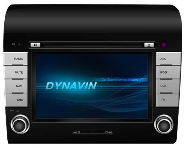 Автомагнитола Dynavin N6 - DC CITROEN