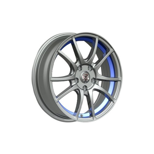 Фото - Колесный диск NZ Wheels F-43 6x15/5x112 D57.1 ET47 BKBSI колесный диск nz wheels f 42 6x15 4x100 d60 1 et40 bkbsi