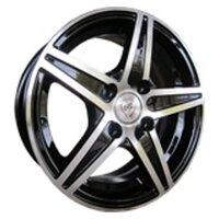 Диски R14 4x98 6J ET35 D58,6 NZ Wheels SH 643 WF - фото 1