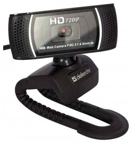 Веб-Камера Defender g-lens 2597, 2mpx, hd720p, автофокус, слежение за лицом