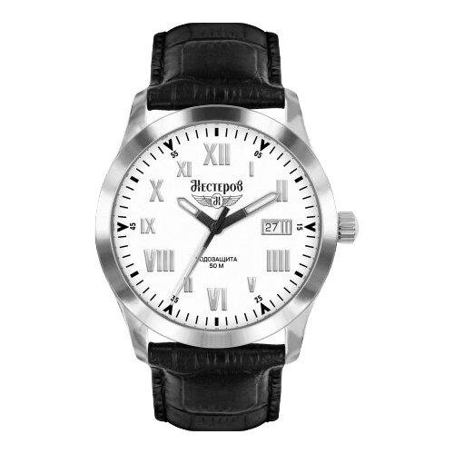Фото - Наручные часы Нестеров H0959E02-03A нестеров николай гулаев h0959d02 03a