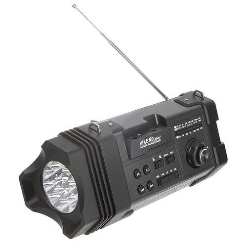 цена на Радиоприемник VIKEND Sport черный