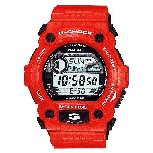 Наручные часы CASIO G-7900A-4E наручные часы casio lrw 200h 2e