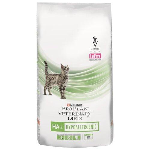 Фото - Корм для кошек Pro Plan Veterinary Diets Feline HA Hypoallergenic dry (1.3 кг) корм для кошек pro plan veterinary diets feline en gastrointestinal canned 0 195 кг 24 шт