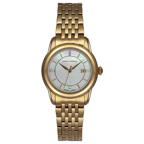 Наручные часы Philip Laurence PC24012-64P philip watch часы philip watch 8251180004 коллекция sunray
