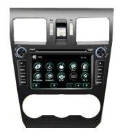 Автомагнитола FlyAudio 66042B01 SUBARU XV 2012