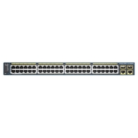 Коммутатор Cisco WS-C2960X-48FPD-L