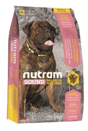 Nutram S8 Для собак крупных пород (13.6 кг)