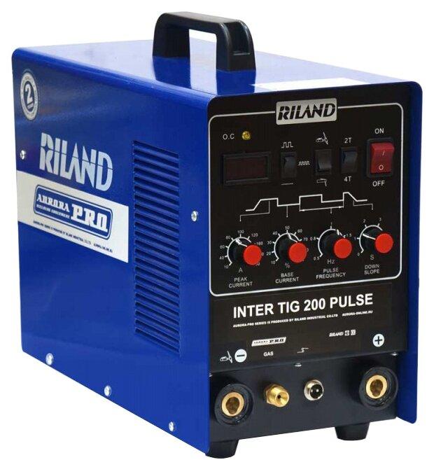Сварочный аппарат Aurora INTER TIG 200 Pulse