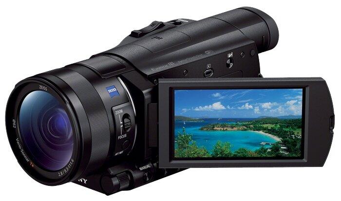 Sony HDR-CX900E Видеокамера + LCSU30 Black Сумка для видеокамеры