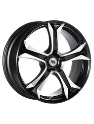 RS Wheels 701 6.5x15 5x114.3 ET40 67.1 MG - фото 1