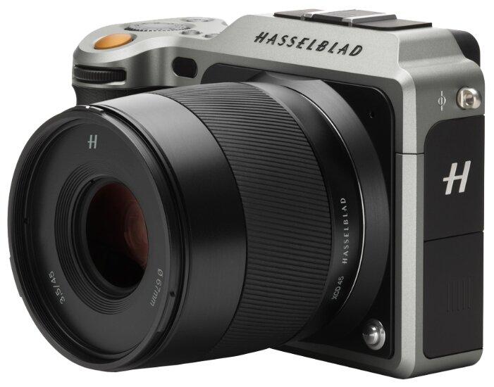 Hasselblad Фотоаппарат со сменной оптикой Hasselblad X1D Kit