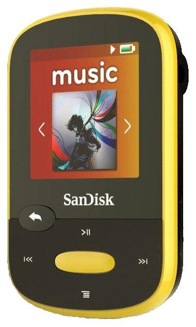 SanDisk Плеер SanDisk Sansa Clip Sport 8Gb