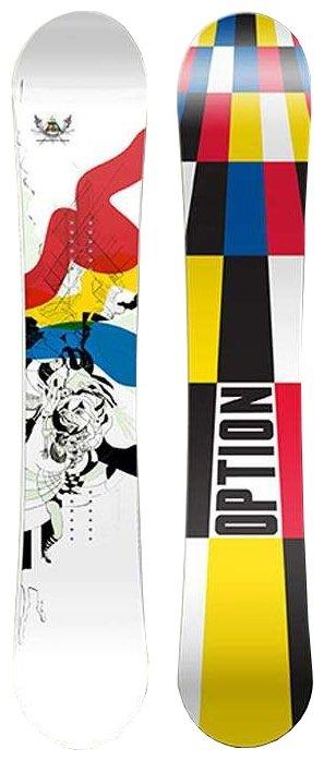Сноуборд Option Snowboards Forecast (07-08)