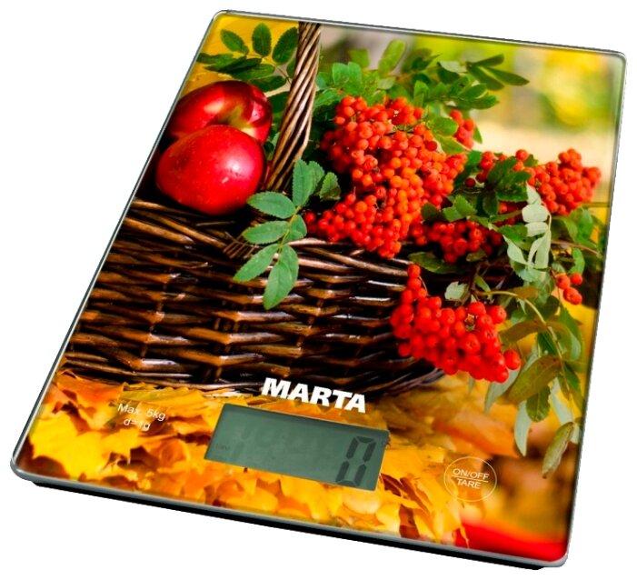 Marta Кухонные весы Marta MT-1634