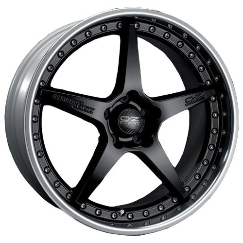Колесный диск OZ Racing Crono III 9.5x19/5x130 D71.56 ET46 Matt Black