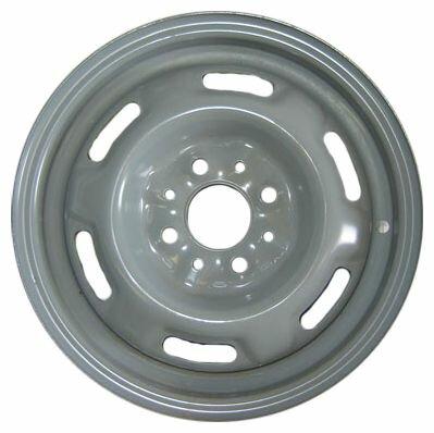 Диск ВАЗ нива стальной серебристый 5x139,7 7xR15 ET+25 OFF-ROAD Wheels 1570-539985S+25A07