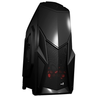 Компьютерный корпус AeroCool Cruisestar Black
