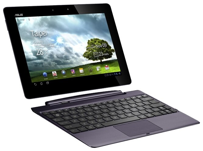 ASUS Transformer Pad Prime TF201 64Gb dock