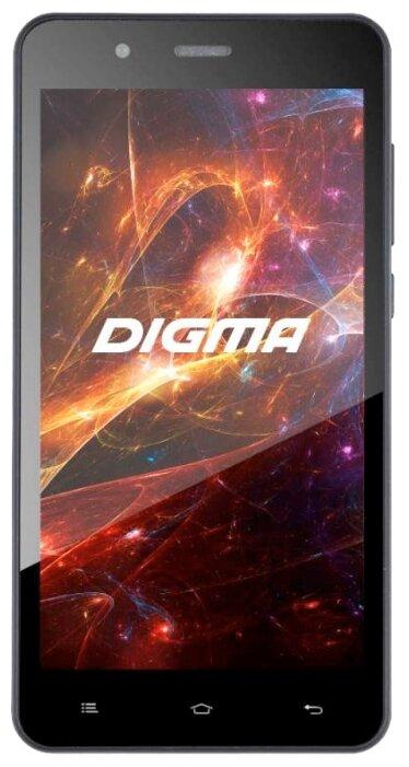 """Смартфон Digma Vox S504 3G белый 5"""" 8 Гб Wi-Fi GPS 3G"""