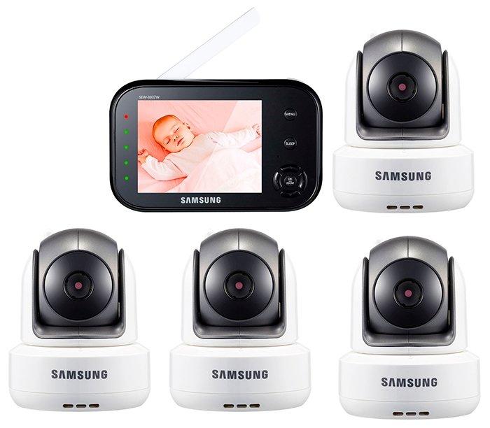Samsung SEW-3037W (четыре камеры)
