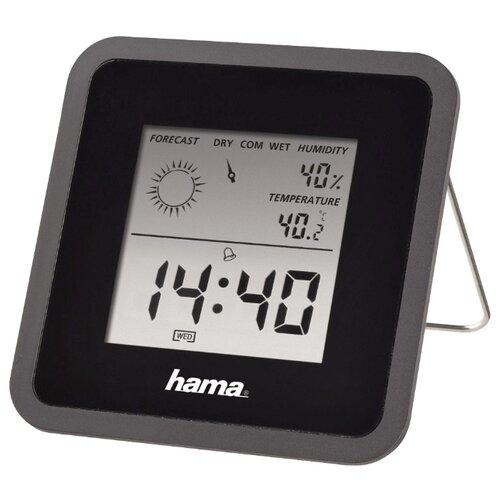 Метеостанция HAMA TH50 черный
