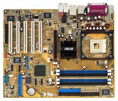 ASUS P4P800-E Deluxe