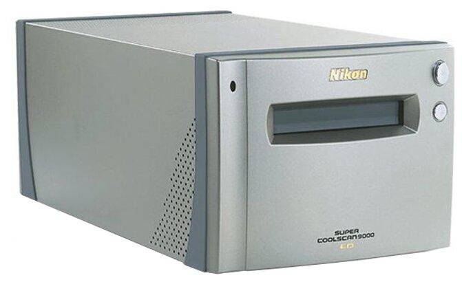 Nikon Сканер Nikon Super Coolscan 9000 ED