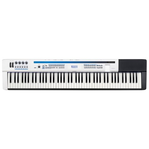 Цифровое пианино CASIO PX-5S белый/черный