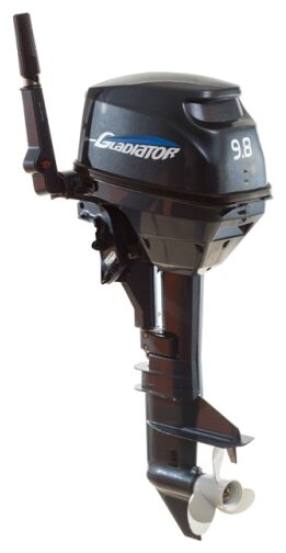 Лодочный мотор GLADIATOR G9.8FHS