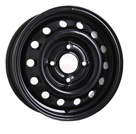 Magnetto Wheels 16008 6x16/4x108 D63.35 ET37.5 Black