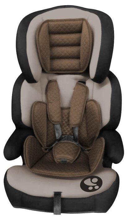 Автокресло группа 1/2/3 (9-36 кг) Lorelli Junior Premium