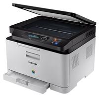 МФУ Samsung Xpress C480 серый/черный
