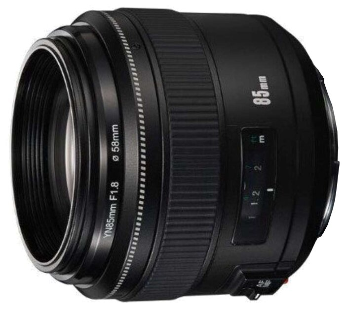 YongNuo AF 85mm f/1.8 Canon EF
