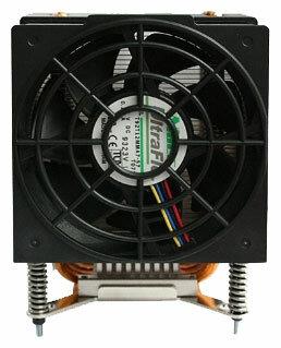 Supermicro Кулер для процессора Supermicro SNK-P0040AP4