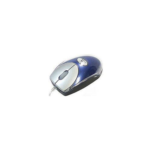 Мышь A4Tech MOP-18 Blue USB+RS/2