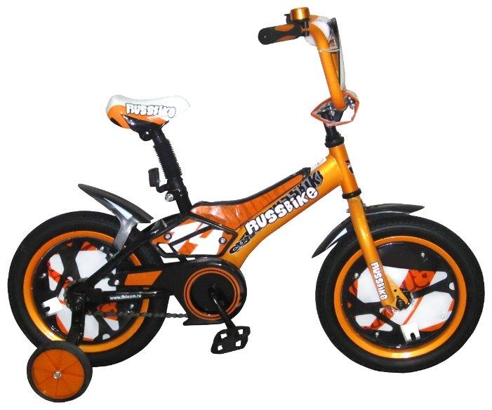 Детский велосипед Russbike Cub (B14007)