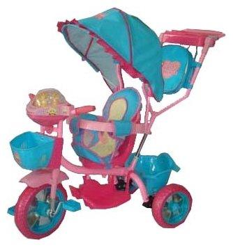 Трехколесный велосипед Grand Toys GT5553 Светлячок