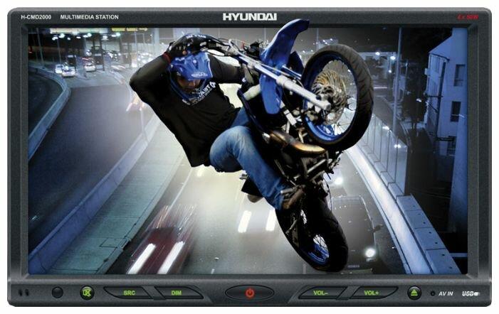 Hyundai H-CMD2000